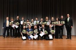 Folkwang-Preis-Gala 2018. Foto: Marie Laforge