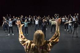 Deutscher Tanzpreis 2019.  PACT Zollverein - Isabelle Schad ©Raduenzel