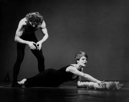 Reinhild Hoffmann und Ferenc Barbay. Foto: Pierre Le Page