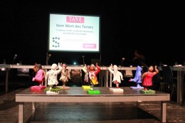 Vom Wert des Tanzes - Werkstatt im Rahmen von Tanz Bremen 2016