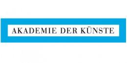 Logo: Akademie der Künste