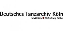 Logo: Deutsches Tanzarchiv Köln