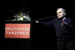 Raimund Hoghe  17.10.2020 Foto Ursula Kaufmann