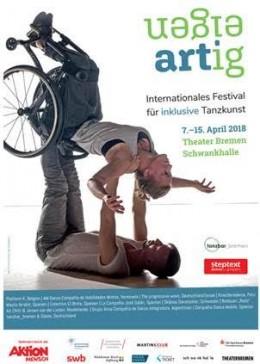 eigenArtig - Festival vom 7. bis 15.4.2018